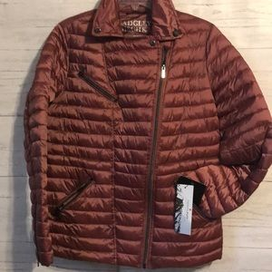 Badgley Mischa thermal puff coat